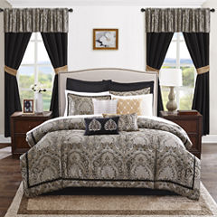 Madison Park Christine 24-pc. Comforter Set