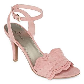 Pink Heels, Pink High Heels for Women - JCPenney