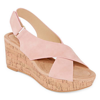 23b80f527c95 CL by Laundry Womens Admired Wedge Sandals · (1). Add To Cart. Few Left