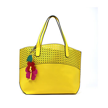 d476733d04 Tote Bags Yellow Handbags   Accessories for Juniors - JCPenney