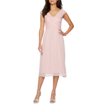 pink dresses, pink dresses for women - jcpenney