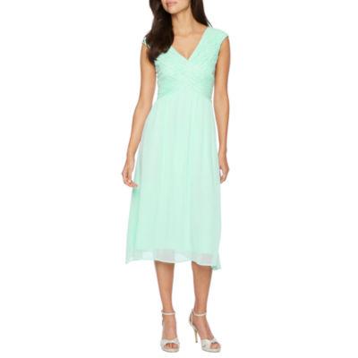 JCPenney Green Dresses