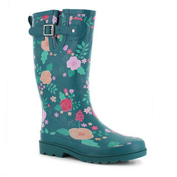 bc776367a25c4 Totes Womens Cirrus Ankle Rain Boots Waterproof Pull-on. Add To Cart. Sea.   40