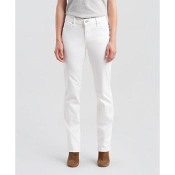 7af478ca4f8ce Misses Size White Jeans for Women - JCPenney