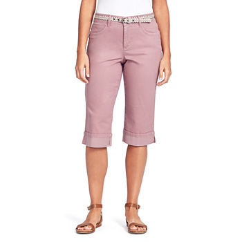 020786c07f4ca Gloria Vanderbilt Capris + Cropped Closeouts for Clearance - JCPenney