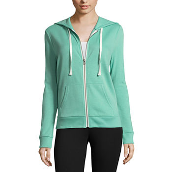 f9c92ddb Green Sweatshirts for Women - JCPenney