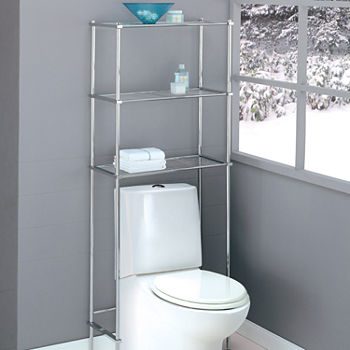Over Toilet Storage Bathroom Furniture For The Home - JCPenney
