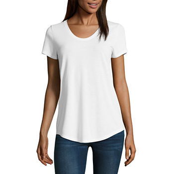 cfdd8f5f71b5 A.n.a White Tops for Women - JCPenney
