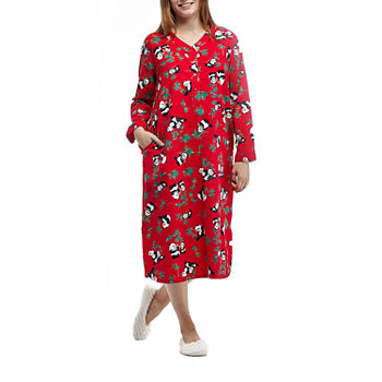 d4a4b1caf6 Plus Size Pajamas   Robes for Women - JCPenney