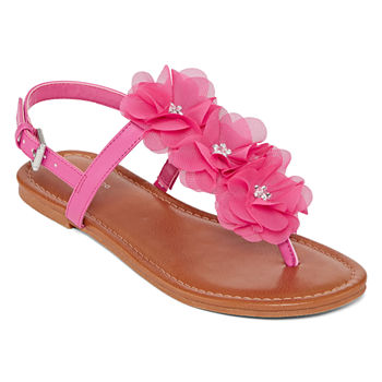 93d2e09097d69 Flat Sandals Women s Sandals   Flip Flops for Shoes - JCPenney