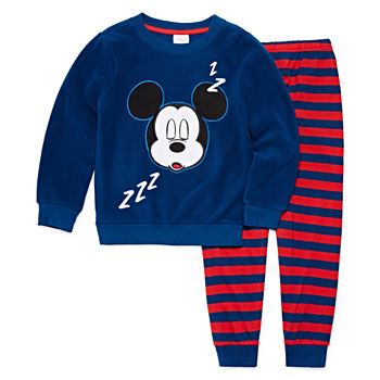 d046dff5d Mickey Mouse Pajamas for Kids - JCPenney