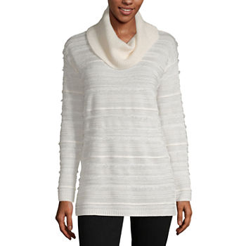 251e3a388a1c Cowl Neck Tops for Women - JCPenney