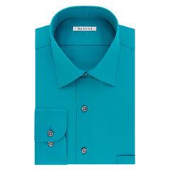Van Heusen Long Sleeve Dobby Dress Shirt