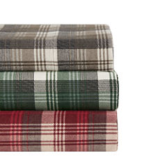 Woolrich Tasha Flannel Easy Care Sheet Set