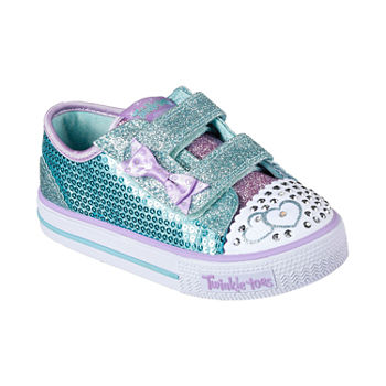 7ccb71abe86c Skechers Twinkle Toes Shuffles Girls Sneakers - Toddler · (7). Add To Cart.  Few Left