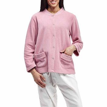 Plus Size Fleece Pajamas   Robes for Women - JCPenney 7c245e1e4