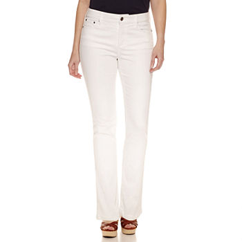 2e62a32d62431 White Jeans for Women - JCPenney