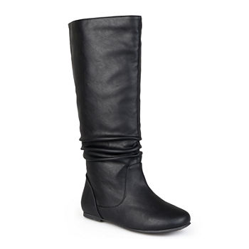 046afd5c752c9 Flat Riding Boots All Women s Shoes for Shoes - JCPenney