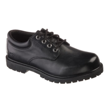 Cushioned Oxford Shoes Men S Work Shoes For Shoes Jcpenney