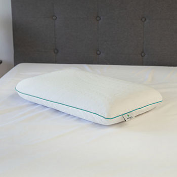 Sensorpedic Fresh - Eucalyptus Infused Memory Foam Medium Density Pillow