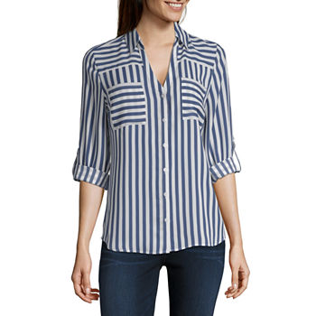 45a03f668f6b5 By by Shirts + Tops for Juniors - JCPenney