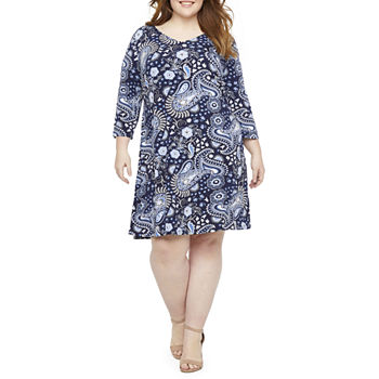 fe9e4e0e47c Msk Women s Plus Size for Women - JCPenney