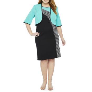 Maya Brooke Plus Size Dresses For Women Jcpenney