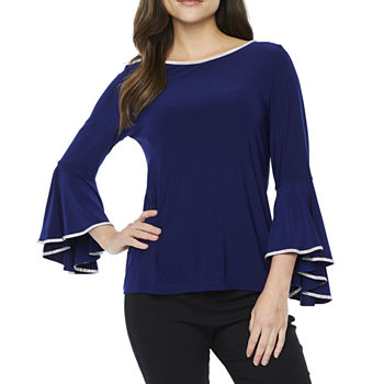 85af2aae9b9 Msk Women s Tops for Women - JCPenney