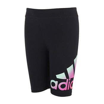 adidas Big Girls Bike Short