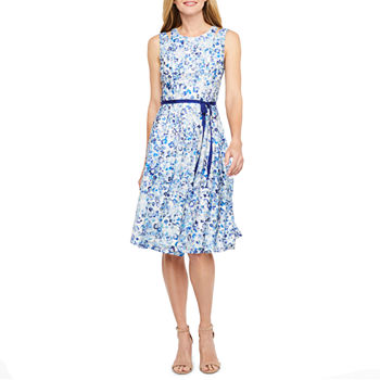 4d0eeda38ae Fit   Flare Dresses for Women - JCPenney