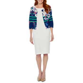 Womens Jacket Dresses Jcpenney
