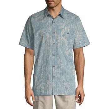 93254361 Hawaiian/tropical Shirts for Men - JCPenney