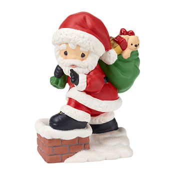 Christmas Santa Figurines Holiday Decor For The Home Jcpenney