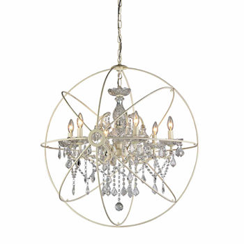 Chandeliers lighting lamps for the home jcpenney best value aloadofball Image collections