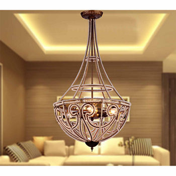 Chandeliers closeouts for clearance jcpenney average rating item typechandeliers mozeypictures Choice Image