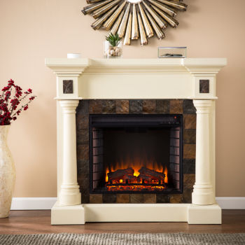 Relatively Electric Fireplaces Closeouts for Clearance - JCPenney PE37