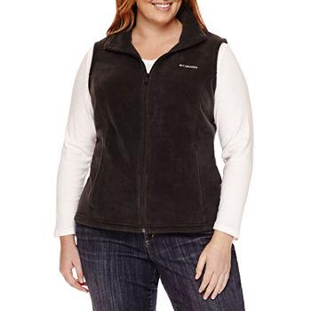 f2fb3f7b57 Plus Size Fleece Jackets Coats   Jackets for Women - JCPenney