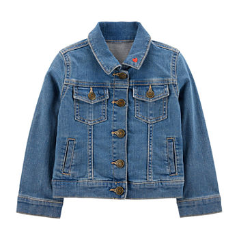 aa3b1e89a Denim Jackets Coats   Jackets for Baby - JCPenney