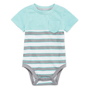 53186a057 Stripe Baby Boy Clothes 0-24 Months for Baby - JCPenney