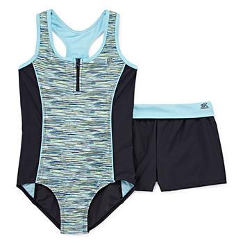 9acc12bb3c29a Zeroxposur Swimwear for Kids - JCPenney