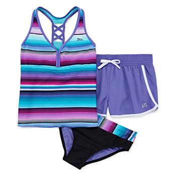 7b86468e63b74 Girls Bathing Suits, Girls Swimwear - JCPenney
