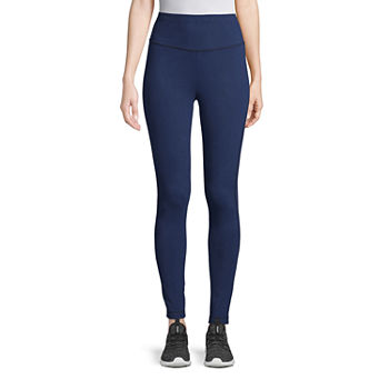 St. John's Bay Tall Womens High Rise Full Length Leggings