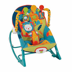 Fisher Price Infant to Toddler Rocker Circus
