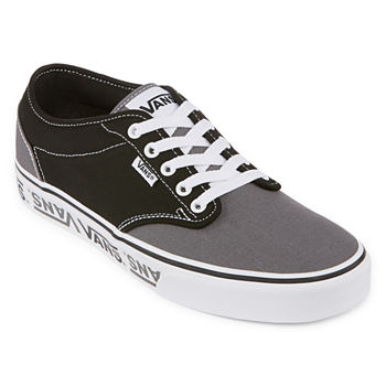 874d6cc0a66e72 Vans Ward Mens Skate Shoes Lace-up. Add To Cart. Sidewall Blk Gry.  55