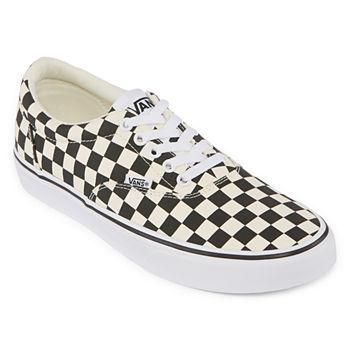 0f4c8d8dfc Vans Black Men s Wide Width Shoes for Shoes - JCPenney