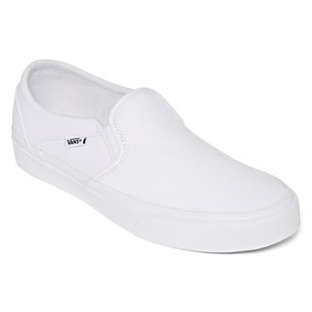 bcca73f0e24 Vans White for Shoes - JCPenney