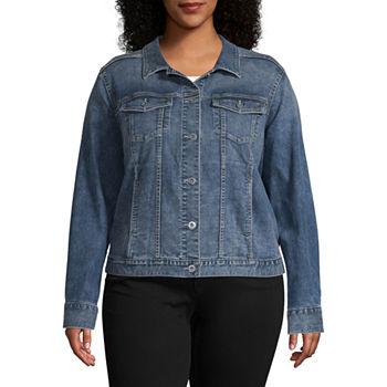 e442dca64d0a3 Liz Claiborne Weekend Zip Front Jacket - Plus. Add To Cart. Only at JCP