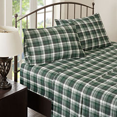 Woolrich Tasha Flannel Flannel Easy Care Sheet Set