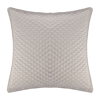 Five Queens Court Zara Square Throw Pillow