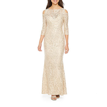 Dresses Beige The Wedding Shop For Women Jcpenney